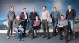 Business portrait group